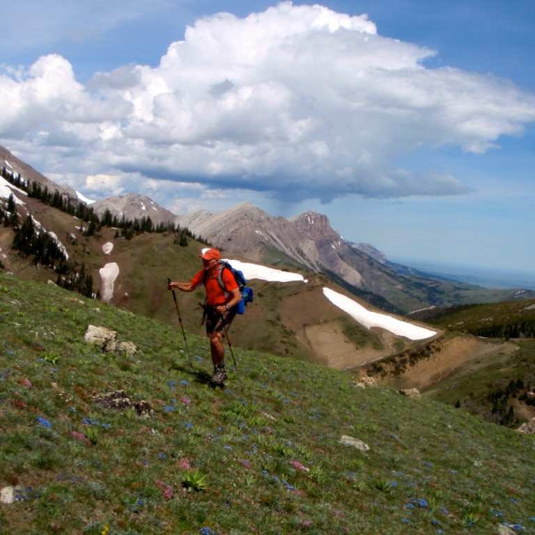 Northern Rocky Mountain Front Traverse
