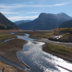Early Fall in the Sun River