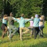 Yoga in Birch Creek Trip