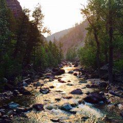 North Fork of the Blackfoot Loop