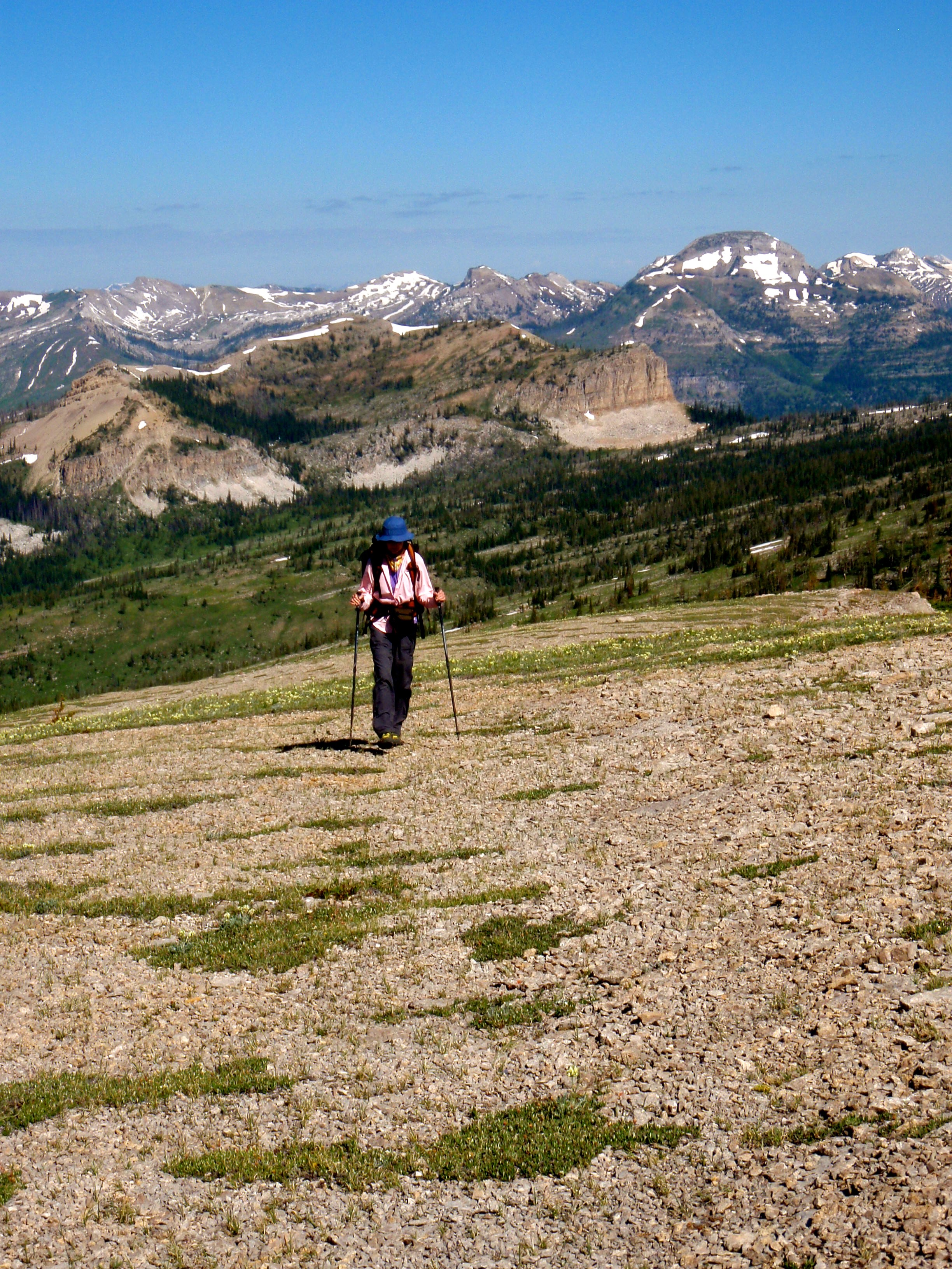Bob Marshall Wilderness Backpacking Traverse